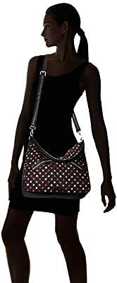 Vera Bradley Vivian Hobo Bag Cotton 2