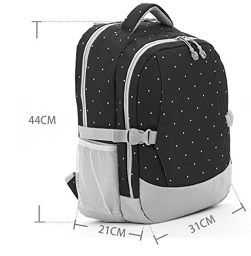 Bolsa de la momia hombros de la bolsa bolsa de la madre bolsa de hombro multifuncional madre - bolsa de bebé multi - funcional mochila grande ( Color : # 1 ) # 1