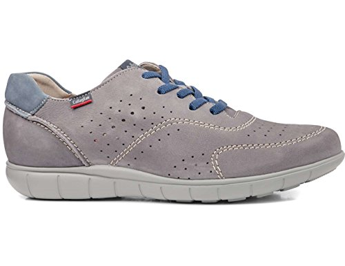 Callaghan 11700 Starwalk - Zapato sport caballero, Adaptaction, Adaptlite Gris