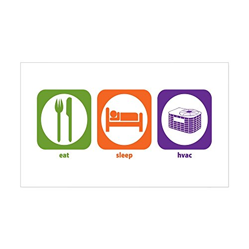 CafePress Sleep Rectangle Sticker Bumper