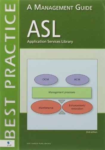 ASL - A Management Guide (Best Practice)