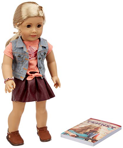 American Girl Tenney Grant Doll and Book