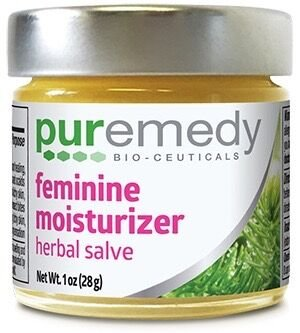 Homeopathic Ointment - Puremedy All Natural Feminine Moisturizer (2oz)