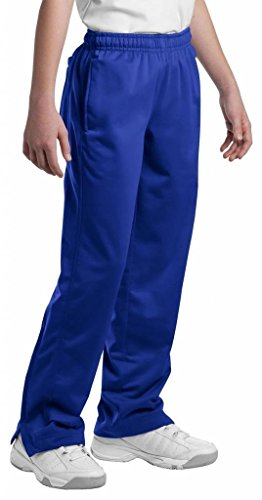 - Sport-Tek Boys' Tricot Track Pant XL True Royal