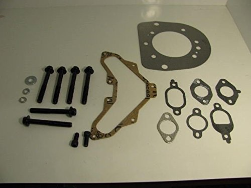 Kohler 20-841-01-S Lawn & Garden Equipment Engine Cylinder Head Gasket Kit for Genuine Original Equipment Manufacturer (OEM) part (Engine Head Cylinder Gasket)
