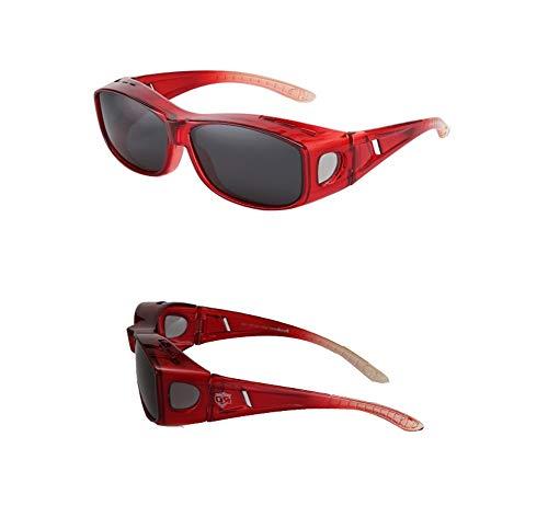 Deportes Controlador Espejo Espejo Moda Gafas Polaroid Sol De Gafas Aire Unisex Al Libre Conducción 2 De WJYTYJ De C80xwqpfw