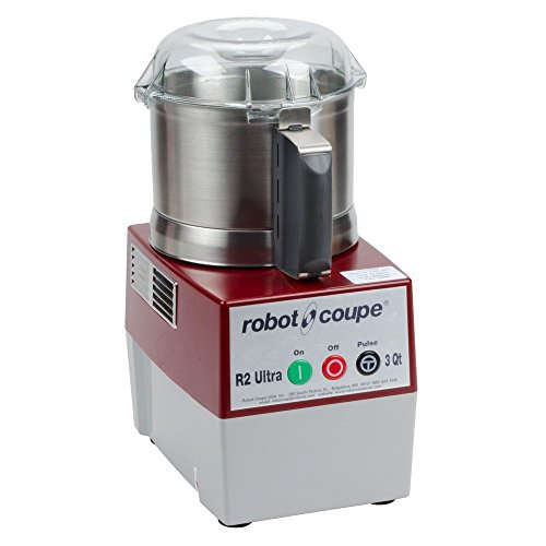 Robot Coupe R2N Ultra Continuous Feed Combination Food Processor with 3-Quart Stainless Steel Bowl, 1-HP, 120-Volts Review