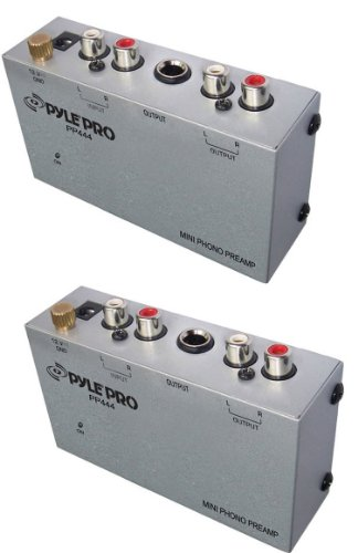 pre amp for pyle turntable - 4