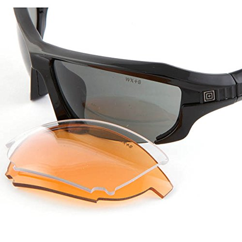 a1d7ffc8212 5.11 Tactical 52036 Replacement Lens for... By 5.11.  36.35. 5.11 Tactical  Aileron Shield Sunglass ...