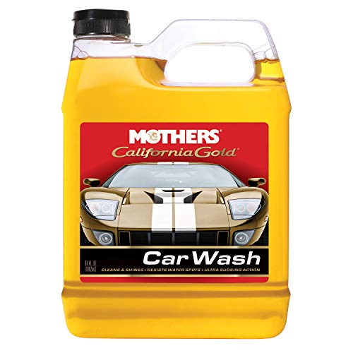 Mothers 05664 California Gold Car Wash - 64 oz.
