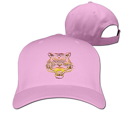 Womens Flaming Tiger - 3