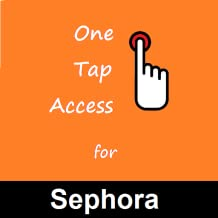 One Tap for Sephora