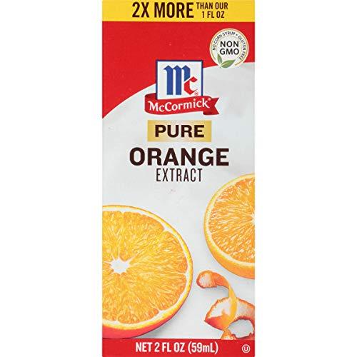 McCormick Pure Orange Extract, 2 fl oz