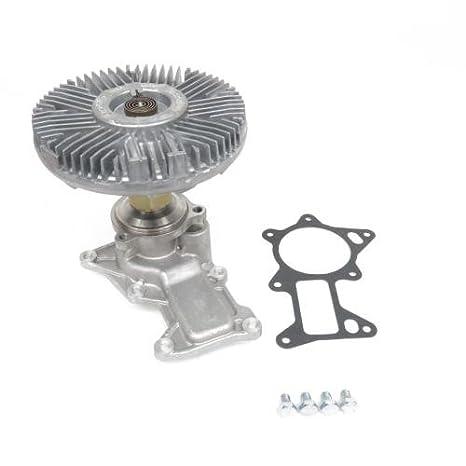 Nos Motor funciona Bomba de agua y conjunto de embrague Sustitución de ventilador (mck1092)