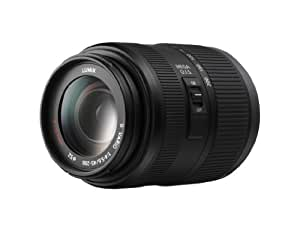 PANASONIC LUMIX G Vario Lens, 45-200mm, F4.0-5.6 ASPH., Mirrorless Micro Four Thirds, MEGA Optical I.S., H-FS045200 (USA BLACK)