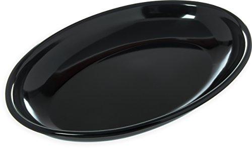 Designer Displayware Melamine Oval Platter, 3 Quart Capacity, 16