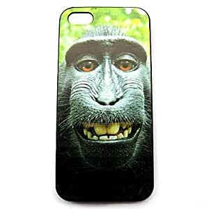 MOFY-Caso duro del patr-n de los chimpancŽs de los animales para el iphone 5 / 5s