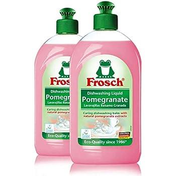 Amazon.com: Frosch Natural Baking Soda Liquid Hand Dish ...