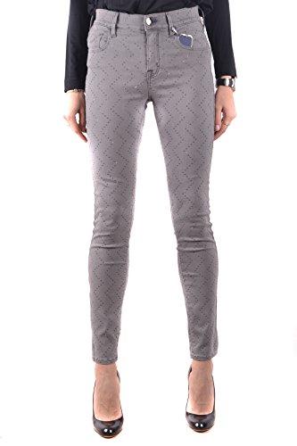 Jacob Cohen Femme MCBI160180O Gris Coton Jeans
