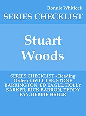 Stuart woods ed eagle books in order