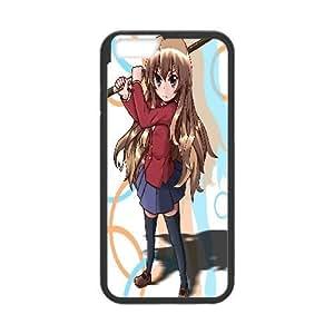 Case Cover For SamSung Galaxy S6 Toradora, Taiga Aisaka Case Cover For SamSung Galaxy S6 {Black}