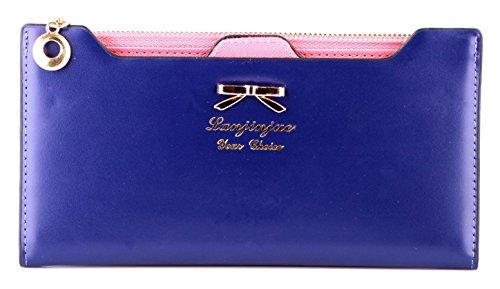 LBS Quality Fashion Korean Style Multi-function Plug-in Wallet Purse Handbag
