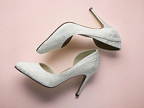 Femme Coupe Coloured Fermées Elsa Shoes vwIZqqP