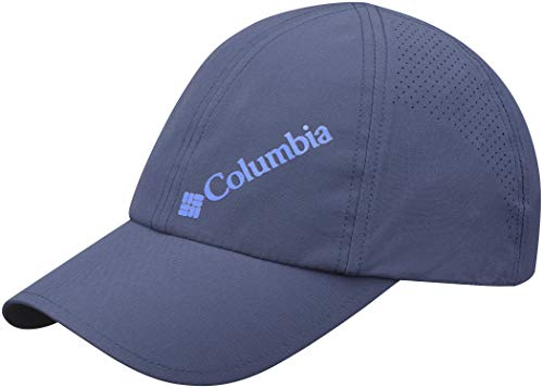 (Columbia Unisex Silver Ridge Iii Ball Cap, Nocturnal, One)