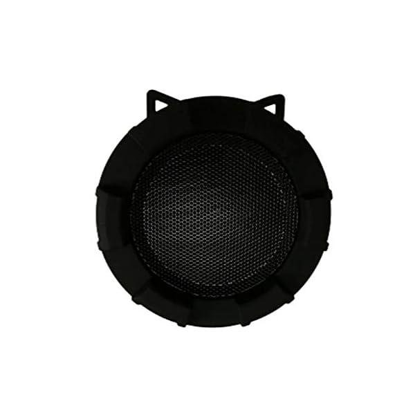 Home spa-030-Enceinte Bluetooth sans Fil, Couleur Rouge 3