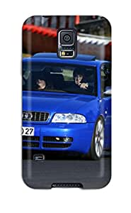 High Quality Jason R. Kraus Audi S4 36 Skin Case Cover Specially Designed For Galaxy - S5