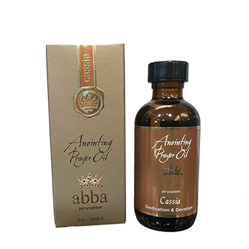 - Anoint Oil-Cassia In Gift Box-2oz