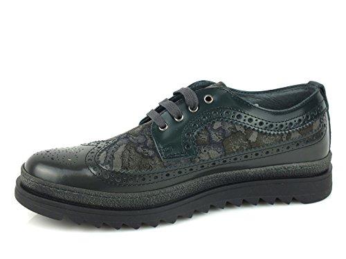 Alviero Martini 1 Classe - Zapatos de cordones de Piel para mujer