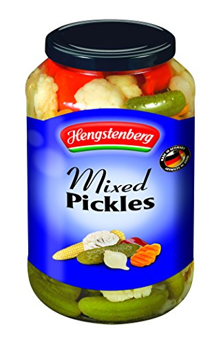F ing Sten Berg mix pickles 2650ml by Hengstenberg (f ing Sten Berg)