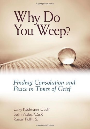 Why Do You Weep?: Finding Consolation and Peace in Times of Grief