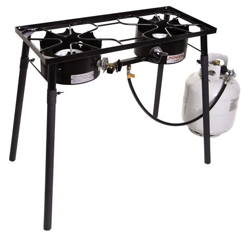 Camp Chef Professional Cooking System (Camp Chef Pioneer Two-Burner Propane)