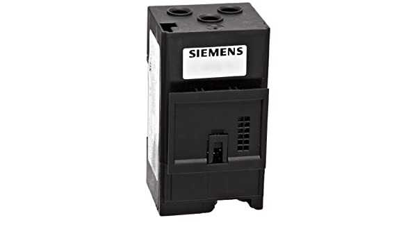 2.4-25A Current Setting 3UF71011AA000 45mm Width Siemens 3UF7 101-1AA00-0 Motor Control Device Current Measuring Module Straight Through Transformers