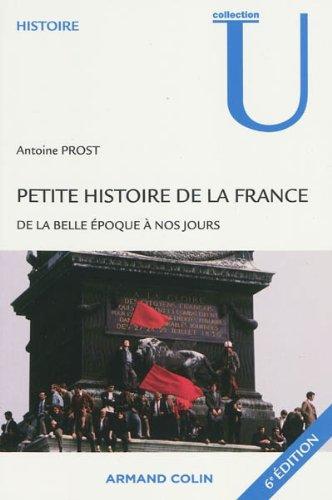Petite histoire de la France (French Edition)