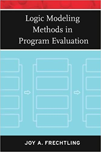 Logic modeling methods in program evaluation joy a frechtling logic modeling methods in program evaluation 1st edition fandeluxe Gallery