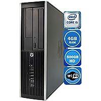 USADO: Pc HP Compaq 8300 SFF Core i5 2°geração 4gb Hd 500gb Wi-fi