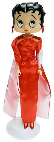Betty Boop Collectible Fashion Doll - Red Dress ()