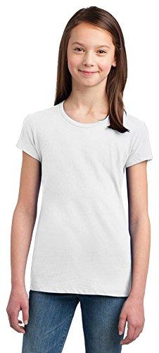 District Girls The Concert T-Shirt , White, Medium