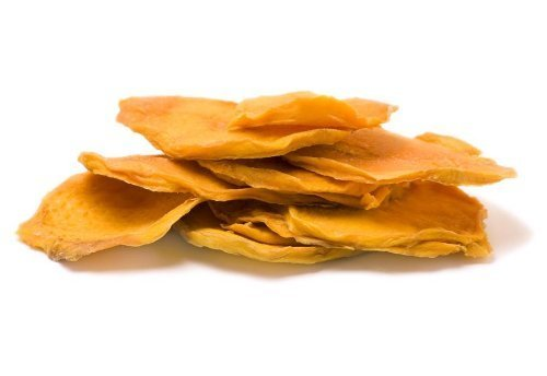 Sincerely Nuts Organic Dried Mango Slices - 1 Lb. Bag - Alarmingly Delicious - Stupefying Freshness - Filled with Wholesome Nutrients - Kosher Certified by Sincerely Nuts (Image #1)