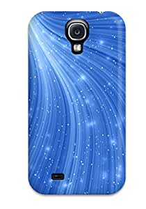 New Shockproof Protection Case Cover For Galaxy S4/ Pretty Blue Rays Case Cover