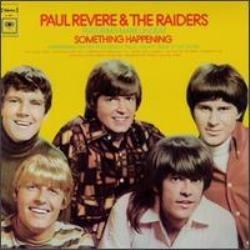 Something Happening (Paul Revere And The Raiders Mark Lindsay)