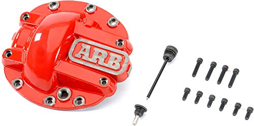 70 Rear End - ARB Products 0750001 Competition Differential Cover for DANA 60