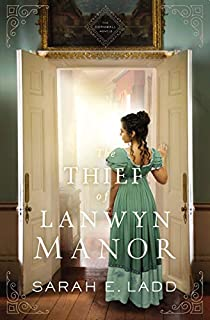 Book Cover: The Thief of Lanwyn Manor