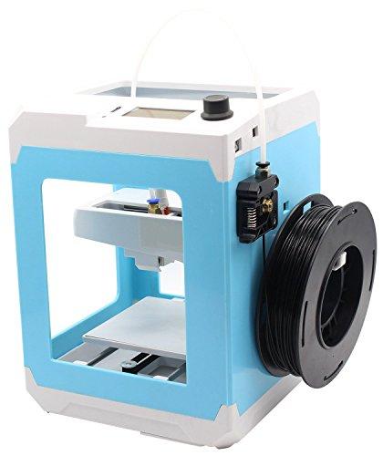 Desktop MINI 3D Printer With Screen (Large Image)