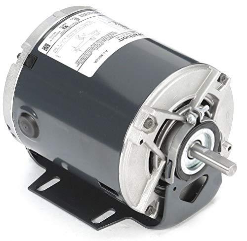 Marathon 4369 48 Frame Open Drip Proof 5KH39QN5508 General Purpose Motor, 1/3 hp, 1800 RPM, 115 VAC, 1 Split Phase, 1 Speed, Sleeve Bearing, Resilient Base ()