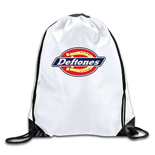Logon 8 Deftones2 Personality Drawstring Bags One - Kids Fort With Myers