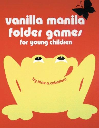 Vanilla Manila Folder Games: For Young Children
